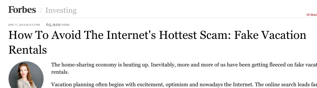 The internets hottest scams