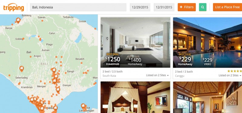 Metasearch & Vacation Rentals in 2017