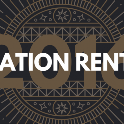 Vacation Rentals in 2016