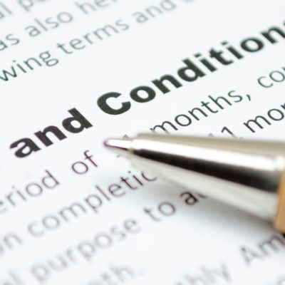 OTA terms and conditions